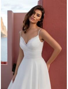 Wedding dress BONESET -...