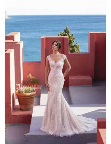 Vestidos de novia CICELY - WHITE ONE