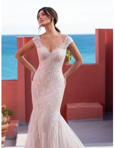 Wedding dress CICELY -...