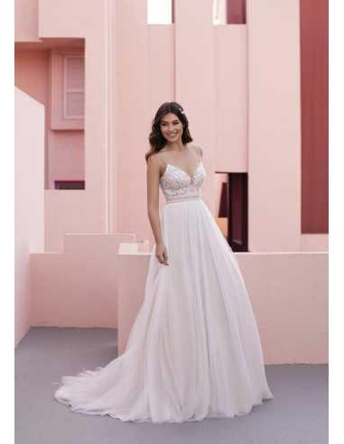 Vestidos de novia CLEO - WHITE ONE
