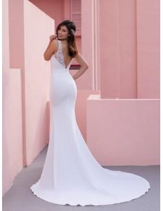 Wedding dress CONEFLOWER -...
