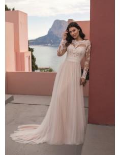 Wedding dress DOVE - WHITE ONE