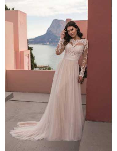 Vestidos de novia DOVE - WHITE ONE