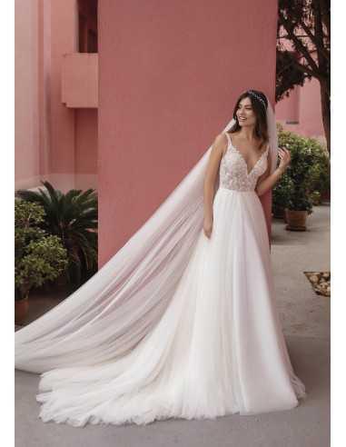 Wedding dress ENCHANTER - WHITE ONE
