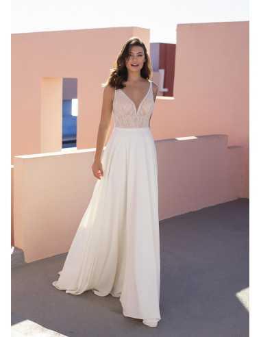 Vestidos de novia EVERGREEN - WHITE ONE
