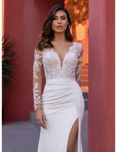 Vestidos de novia FERN - WHITE ONE