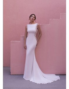 Wedding dress GERANIUM -...