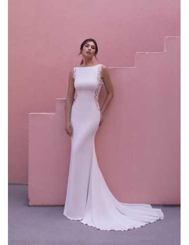 Vestidos de novia GERANIUM - WHITE ONE