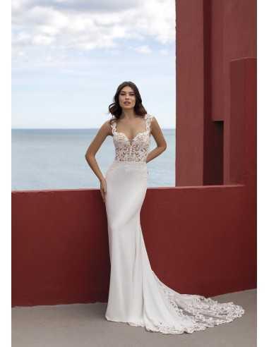 Vestidos de novia LAVA - WHITE ONE