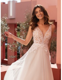 Wedding dress LOBELIA -...