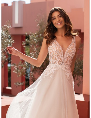 Vestidos de novia LOBELIA - WHITE ONE