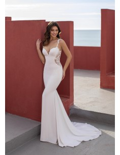 Wedding dress OKAPI - WHITE...