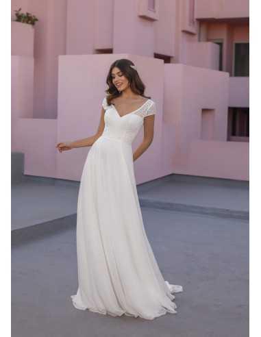 Vestidos de novia OLEK - WHITE ONE