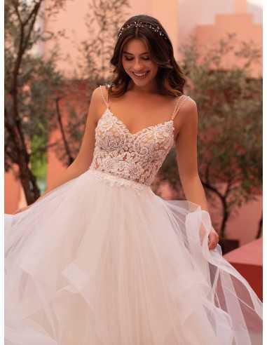 Wedding dress RINA - WHITE ONE