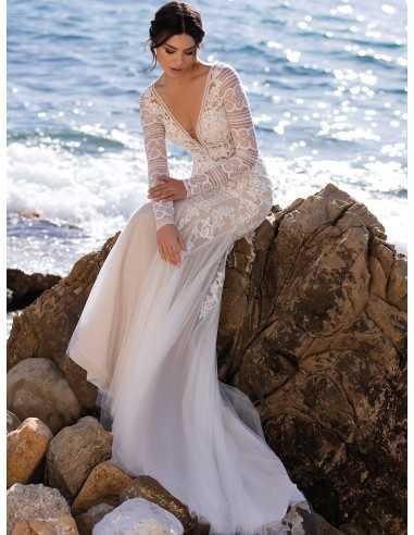 Vestidos de novia ROMULEA - WHITE ONE