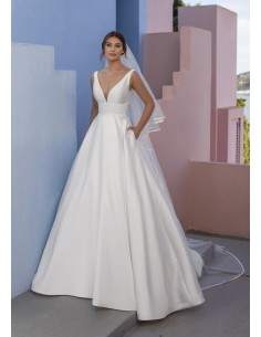 Wedding dress SENNA - WHITE...