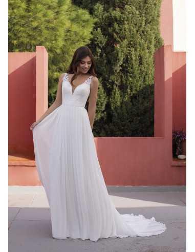 Wedding dress TRILLIUM - WHITE ONE