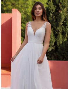 Wedding dress TRILLIUM -...