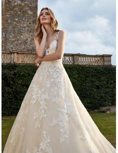 Wedding dress AMPURIAS -...