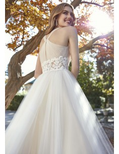 Wedding dress AZURITE - SAN...