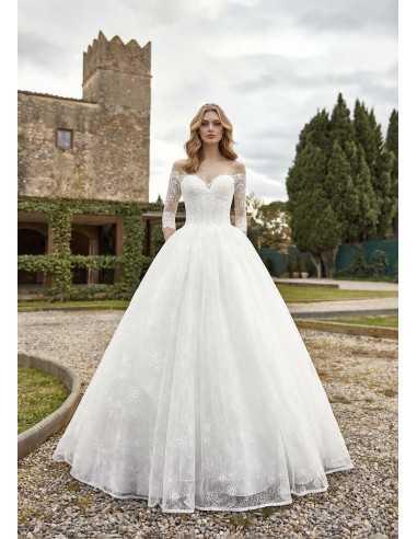 Wedding dress GARNET - SAN PATRICK
