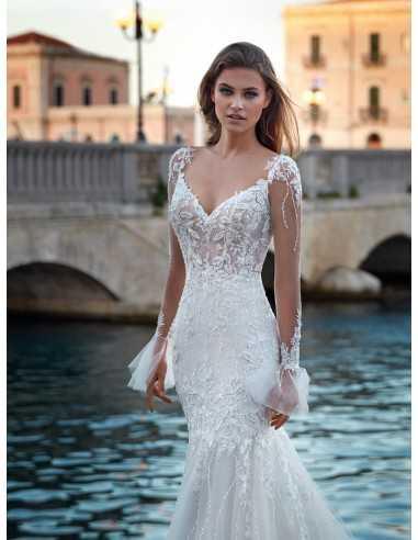 Vestidos de novia NC12120 - NICOLE