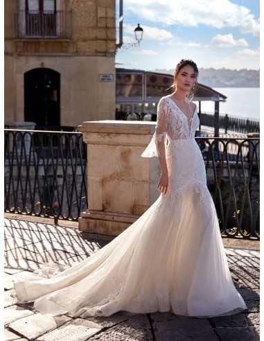 Wedding dress NC12122 - NICOLE
