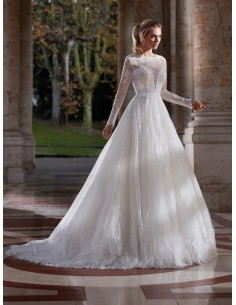 Wedding dress NI121B2 - NICOLE