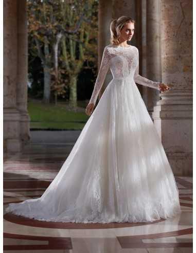 Vestidos de novia NI121B2 - NICOLE