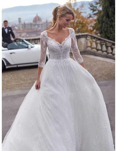 Wedding dress NI121B3 - NICOLE