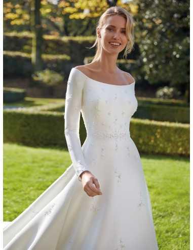 Vestidos de novia NI12119 - NICOLE
