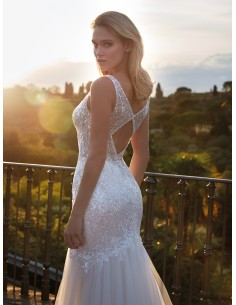 Wedding dress NI12130 - NICOLE