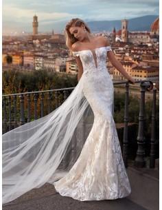 Wedding dress NI12176 - NICOLE