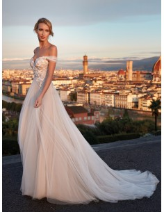 Wedding dress NI12195 - NICOLE