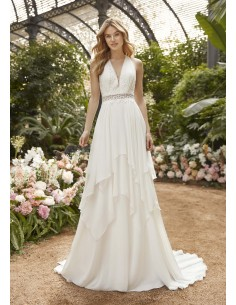 Wedding dress  AUGUSTA - LA...