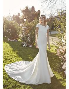 Wedding dress BERMUDAS - LA...