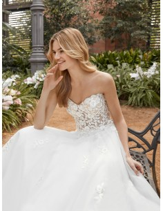 Wedding dress FELICIA - LA...