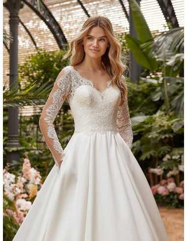 Vestidos de novia PALLEA - LA SPOSA