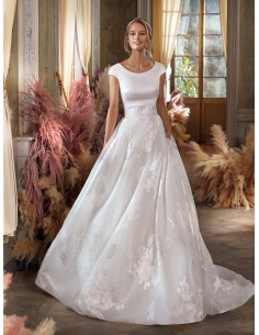 Wedding dress CO12107 - COLET