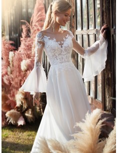 Wedding dress CO12125 - COLET