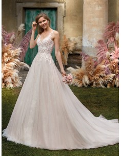 Wedding dress CO12126 - COLET