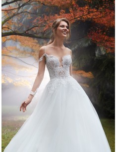 Wedding dress CO12139 - COLET