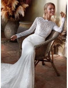 Wedding dress CO12182 - COLET