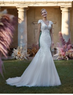 Wedding dress CO12187 - COLET