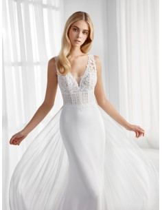 Wedding dress AU12133 - AURORA