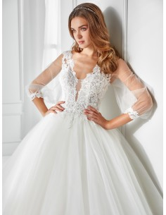 Wedding dress AU12136 - AURORA