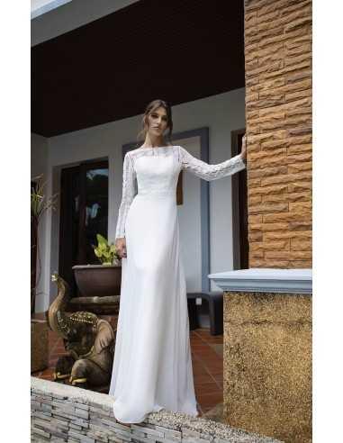 Vestido de novia 2136 - Sedka novias