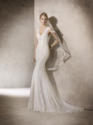 Wedding dress Haleya