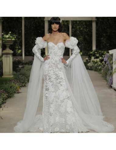 Vestido de novia Carna -Sedka novias