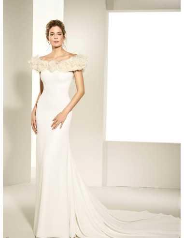 Vestido de novia Claudia-Sedka novias